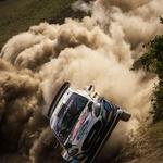 Adrien Formaux je spet dokazal svoje vrline v M Sport Fordu. (foto: Red Bull Content Pool)