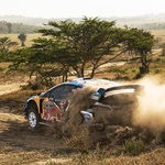 WRC Safari Reli Kenija za SP - Štiri v vrsto (skoraj) (foto: Red Bull Content Pool)