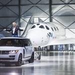 Na pot proti vesolju z Land Roverjem (foto: Jaguar-Land Rover)