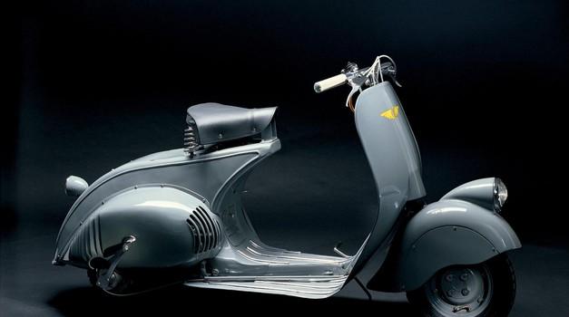 Prototip prve Vespe (foto: Piaggio)