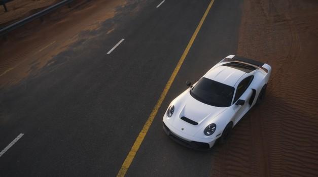 Premiera: Marsien - 'Porsche', ki bo znova osvajal puščave (foto: Marc Phillip Gemballa)