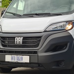 Novo v Sloveniji - Fiat Ducato: skoraj enak, le vozniku precej bolj prijazen (foto: Jure Šujica)