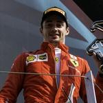 Formula 1, VN Velike Britanije: Hamilton poslal Verstappna v zid in zmagal (foto: Ferrari)