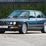 10 v vrsto: Športne limuzine zlate dobe - pionirji samosvojega segmenta (foto: BMW)