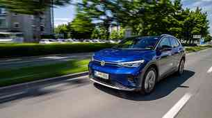 Volkswagen ID.4 - Presenečenje? Skoraj …