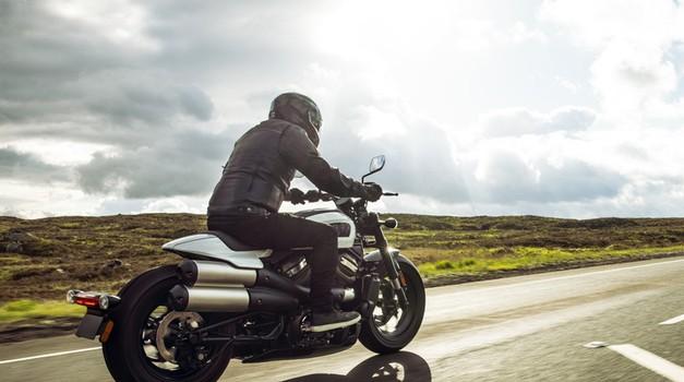 Novi najbolj športni Harley-Davidson - Sporster S (foto: harley-davidson)