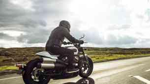 Novi najbolj športni Harley-Davidson - Sporster S