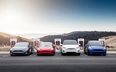 Tesla bo polnilno omrežje ponudila vsem!