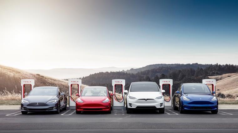 Tesla bo polnilno omrežje ponudila vsem! (foto: Tesla)