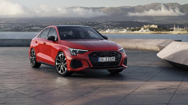 Audi S3 novi v vrsti športnikov s slovenskimi 'pljuči' (foto: Audi)