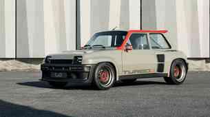 Premiera: Turbo 3 - Renault 5 Turbo za tretje tisočletje