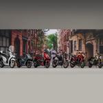 Večji proizvajalci, na primer Honda, že nekaj let ponujajo zanimive motocikle in skuterje za kategorijo A1. (foto: Honda)