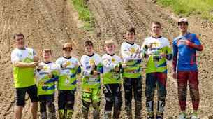Motokros: Slovenija pripravljena na mladinsko svetovno prvenstvo