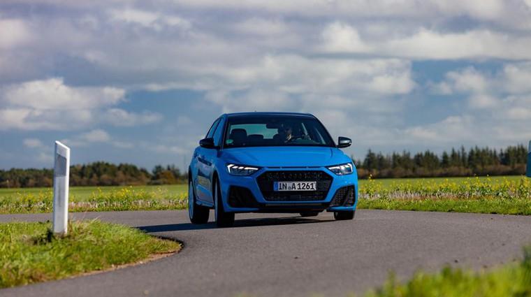 Emisije 'kosijo' tudi med malčki, poslavlja se drugi najbolje prodajani v Evropi! (foto: Audi)
