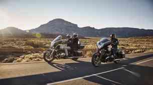 BMW R18 cilja na nove kupce, tu sta Bagger in Transcontinental
