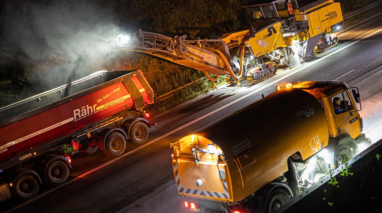 Vse za večjo varnost - Nemci začeli s klimatiziranjem avtocest! (foto: Profimedia)