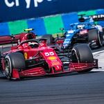 Formula 1, VN Madžarske - V orgiji trčenj Mercedes in Aston Martin premagala sama sebe (foto: Ferrari)