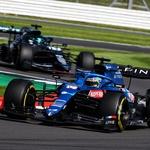 Formula 1, VN Madžarske - V orgiji trčenj Mercedes in Aston Martin premagala sama sebe (foto: Alpine)