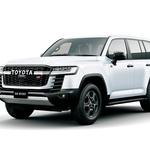 Premiera: Toyota Land Cruiser - po 14 letih končno povsem nova (foto: Toyota)