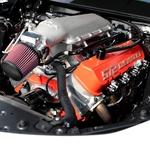Copo Camaro za prihodnje leto dobiva 9,4-litrski agregat! (foto: General Motors)