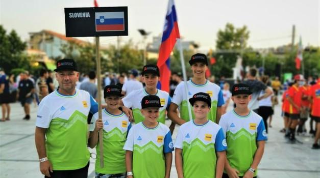 Motokros: Slovenija na mladinskem svetovnem prvenstvu osvojila skupno deseto mesto (foto: AMZS)