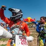 Red Bull Romaniacs: Tjaša Fifer in Toni Mulec blestela na enem izmed težjih hardenduro relijev (video) (foto: Irina Gorodnyakova)