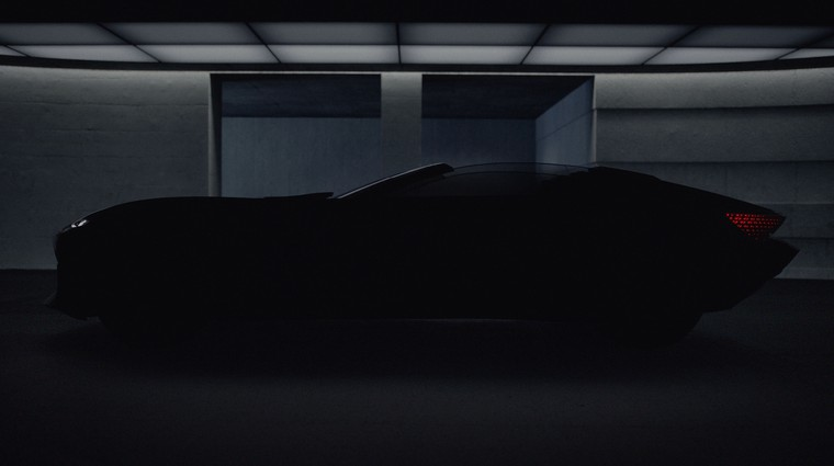 Ne zgolj v limuzinah in križancih, Audi prihodnost vidi tudi v roadsterjih (foto: Audi)