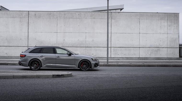 'Slepi potniki' okupirali prtljažnik športnega Audija (foto: Audi)