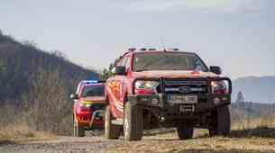 Slovenski gasilci v središču Fordove oddaje posvečene reševalcem po Evropi