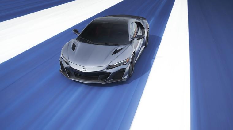Premiera: Acura NSX Type S – NSX se poslavlja s še hitrejšo izvedbo (foto: Acura)