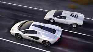 Premiera: Lamborghini Countach - Aventador še nima naslednika