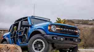 Premiera: Ford Bronco, ki ne pozna pravil