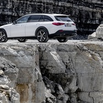 Premiera: Mercedes-Benz razred C All-terrain - križanec za tiste, ki nočejo križanca tudi v najmanjši obliki (foto: Mercedes-Benz)