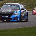 Z dirkami v seriji BTCC in WTCR pridobijo informacije za gume, ki so najbližje serijskim avtomobilom in pogojem uporabe na cesti. (foto: Goodyear Eagle F1)