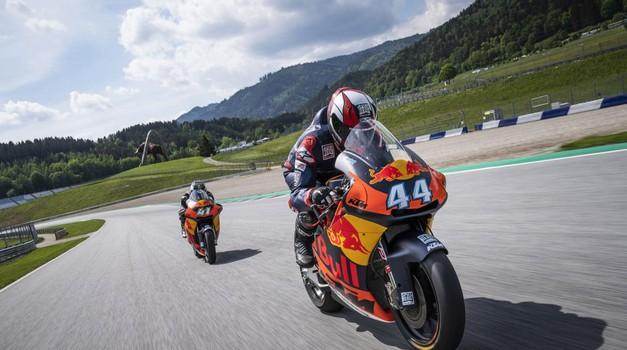 Bi preizkusili dirkalnik Moto2 na Red Bull Ringu? (foto: Red Bull)