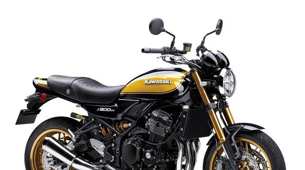 Kawasaki Z900 RS SE (foto: kawasaki)