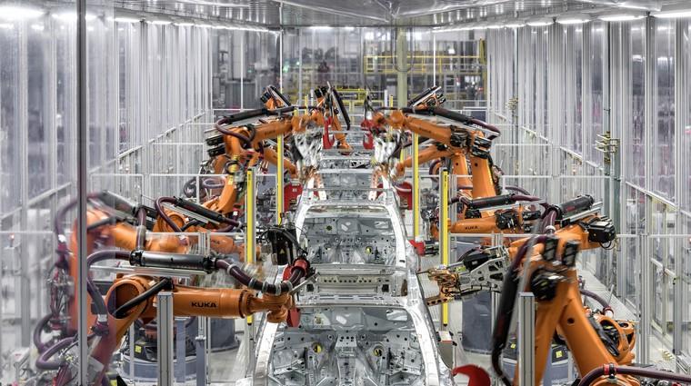 Polprevodniška kriza ustavlja industrijo (foto: Audi)