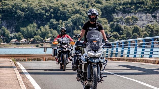 4 Points Festival od 23. do 26. septembra – dogodek za motoriste v Istri (foto: wheelz magazine)