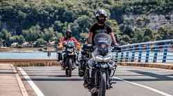 4 Points Festival od 23. do 26. septembra – dogodek za motoriste v Istri