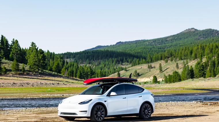 Novo v Sloveniji: Tesla Model Y - bo uspešen kot Model 3? (foto: Tesla)