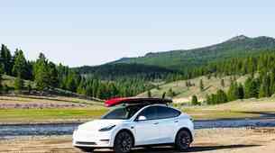 Novo v Sloveniji: Tesla Model Y - bo uspešen kot Model 3?