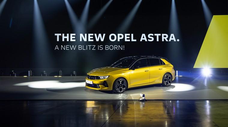 Opel Astra zapira staro in odpira novo poglavje (foto: Opel)