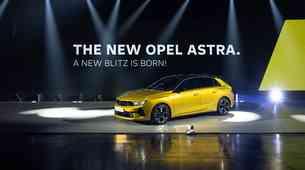 Opel Astra zapira staro in odpira novo poglavje