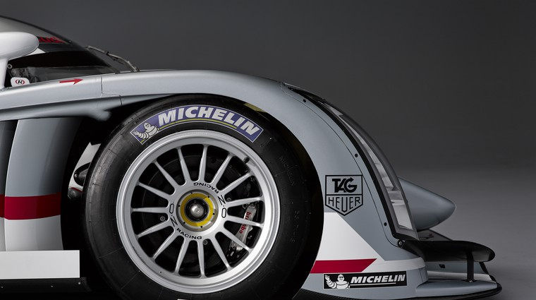 Michelin bo pnevmatike izdeloval iz reciklirane plastike (foto: Newspress)
