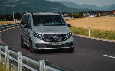 Mercedes-Benz razred EQV