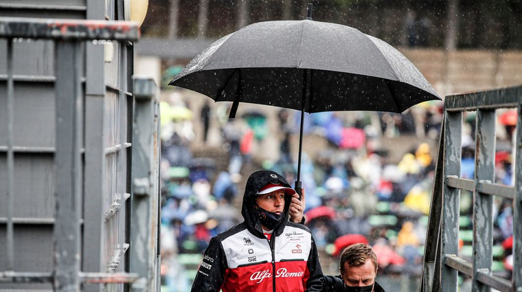 Formula 1 - Kimi Raikkonen se po več kot 20 letih poslavlja od kraljice motoršporta! (foto: alfa romeo)