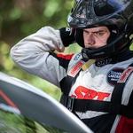 Predlanski zmagovalec Nikolay Gryazin bo letos nastop izpustil, saj bo vozil na dirki WRC v Grčiji. (foto: Uroš Modlic)