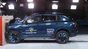 EuroNCAP: z odliko kar pet vozil, presenečenje na vrhu