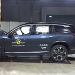 EuroNCAP: z odliko kar pet vozil, presenečenje na vrhu (foto: EuroNCAP)