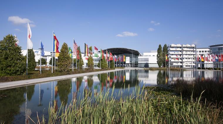IAA München 2021 (1. del): avtomobilski salon za novinarje... (galerija) (foto: IAA)